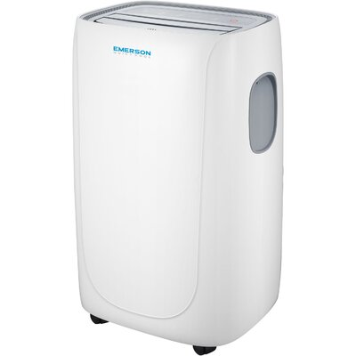 10000 BTU Portable Air Conditioner with Remote Emerson Quiet Kool