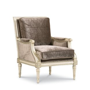 Caracole White Label Bergere Armchair