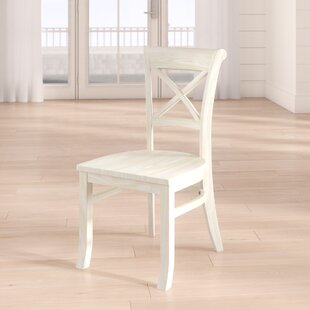 Wembley Solid Wood Dining Chair (Set of 2) by Beachcrest Home