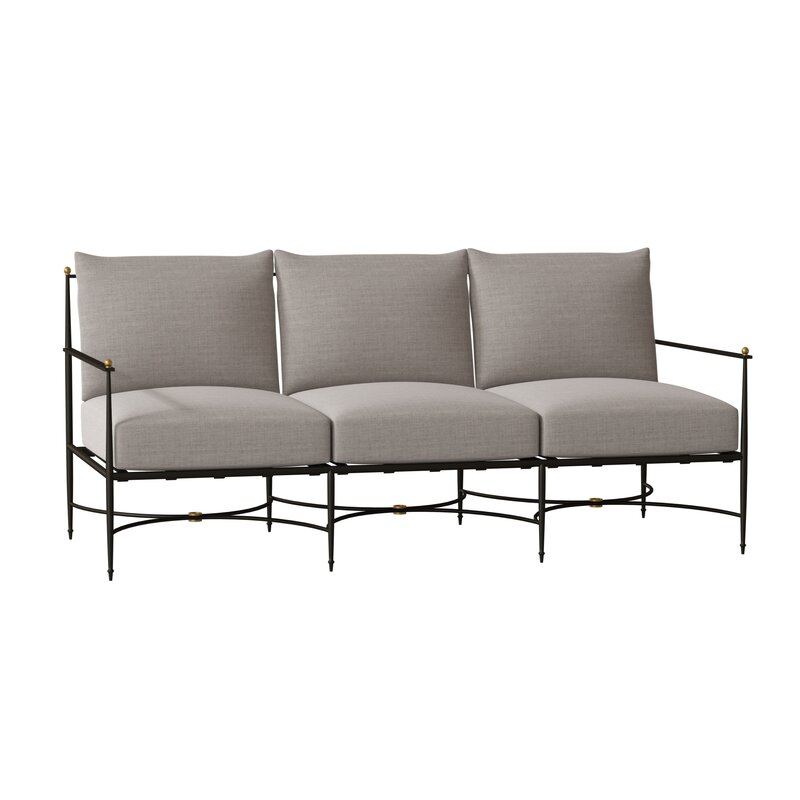 Roma Patio Sofa with Cushions