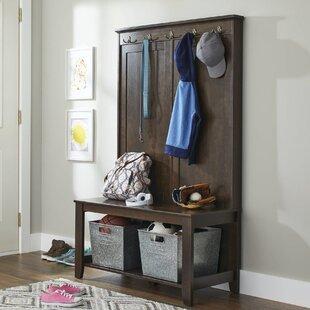 Matik Cabinet Storage Bench By Gracie Oaks