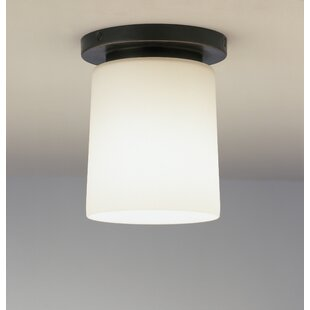 Rico Espinet Nina 1-Light Semi Flush Mount by Robert Abbey
