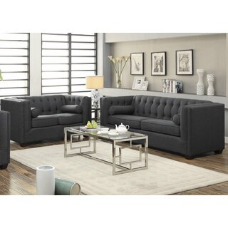 2 Piece Living Room Set by Infini Furnishings SKU:DB607273 Information