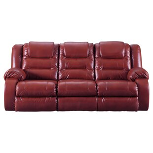 Camellia Reclining Sofa Red Barrel Studio