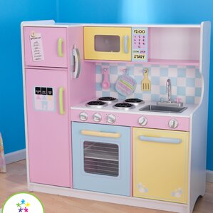 Play Kitchen For 7 Year Old | 7 To 8 Year Old Play Kitchen Sets Accessories You Ll Love Wayfair