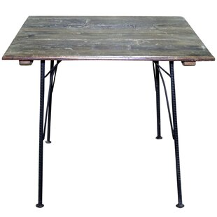Loon Peak Rhine Square Cafe Dining Table