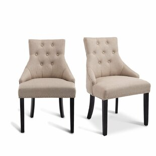 Evelina Upholstered Dining Chair (Set of ..