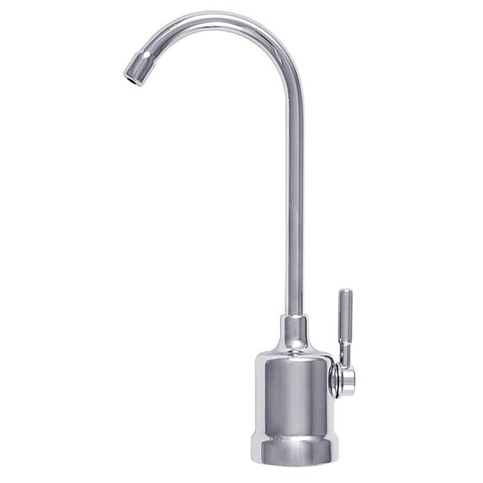 Air-Gap Top-Mount Non-Monitored Single Handle Kitchen Faucet