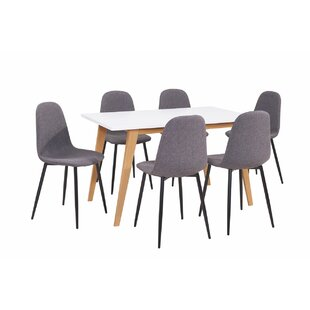 Mauricio 7 Pieces Dining Set
