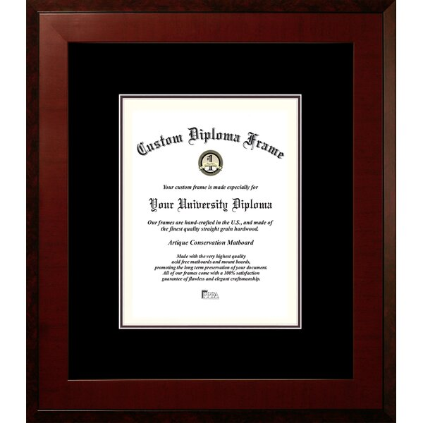 Campus Images Honors Mats Picture Frame | Wayfair