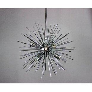Mercer41 Knowsley Urchin 6-Light Chandelier