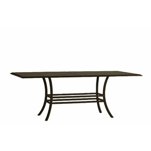 Online Purchase Cort Rectangular Metal Dining Table Purchase & reviews
