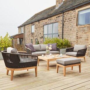 Malvena 4 Seater Sofa Set By Sol 72 Outdoor