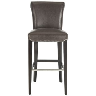 Compare prices Vandergrift 30 Bar Stool By Darby Home Co