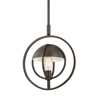 Mercury Row Abdo 1-Light Geometric Pendant