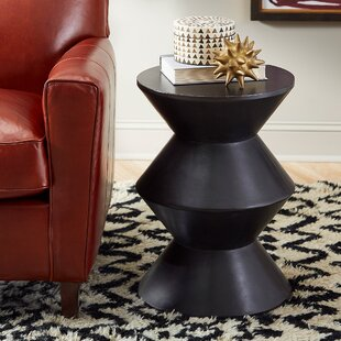 Affordable Price Bridgnorth Union End Table By Wade Logan
