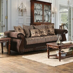 Fleur De Lis Living Conatser Sofa