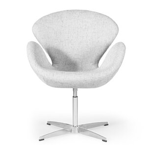 Kardiel Trumpeter Swivel Lounge Chair