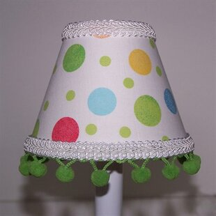 Lime Juice 11 Fabric Empire Lamp Shade