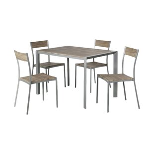 5 Piece Dining Set AC Pacific