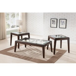Alcott Hill Greear 2 Piece Coffee Table Set