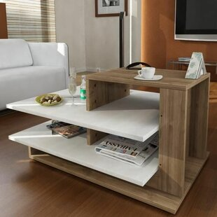 Read Reviews Portishead Coffee Table With Storage