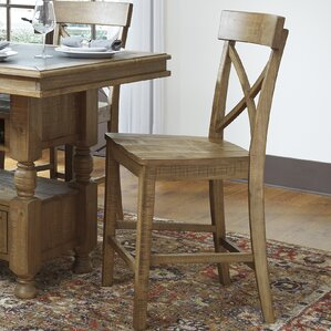 Crofford Bar Stool (Set of 2) by Loon Peak