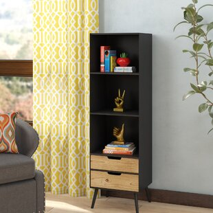 Isolda Standard Bookcase by Wrought Studio