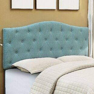 Compare prices Napa Upholstered Panel Headboard by A&J Homes Studio