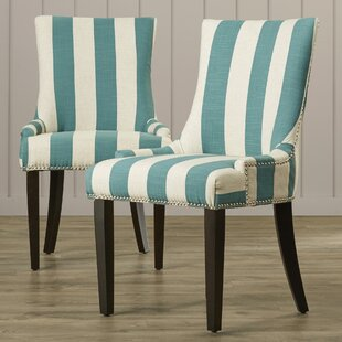 Gowanus Dining Chair (Set of 2) Beachcrest Home