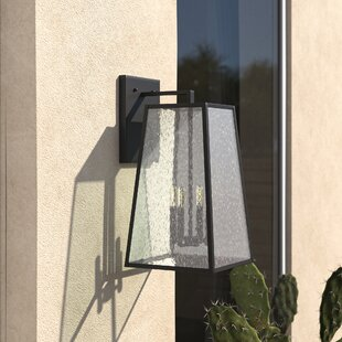Darby Home Co Desi 3 Light Outdoor Wall Lantern Popular Sellers