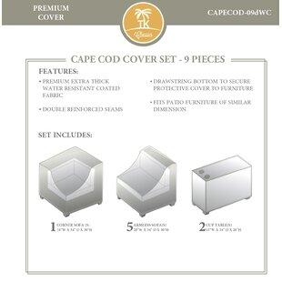 TK Classics Cape Cod 9 Piece Cover Set