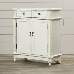 Attwood Hand Painted 2 Drawer Accent Cabinet