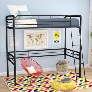 Kent Twin Loft Slat Bed by Viv + Rae
