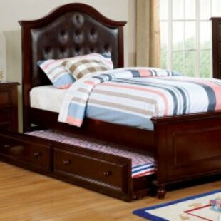 Check Prices Loveland Full/Double Upholstered Platform Bed by Harriet Bee Reviews (2019) & Buyer's Guide