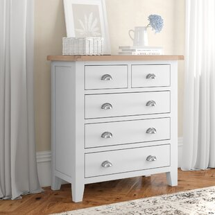 Eminence 5 Drawer Chest By Beachcrest Home