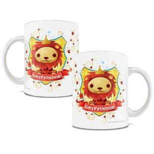 Harry Potter Gryffindor Chibi Cute Geek Coffee Mug