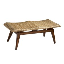Designer's Edge Wood Entryway Bench by Butler