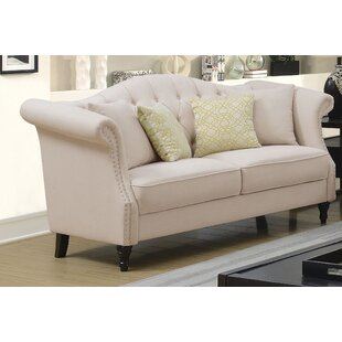Bartsch Loveseat by Darby Home Co Today Sale Only