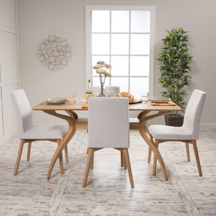 Bon Dougal 5 Piece Dining Set