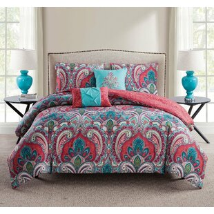 purple set zone comforter your sets bedding dotted kp c teen damask
