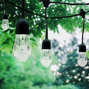 Bubble Bulb String Lights (Set Of 10) By Sol 72 Outdoor