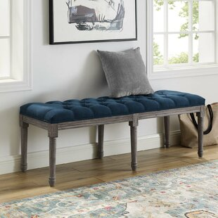 Ophelia & Co. Rickey Upholstered Bench