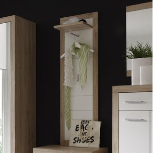Jamarion Wall Mounted Coat Rack By 17 Stories
