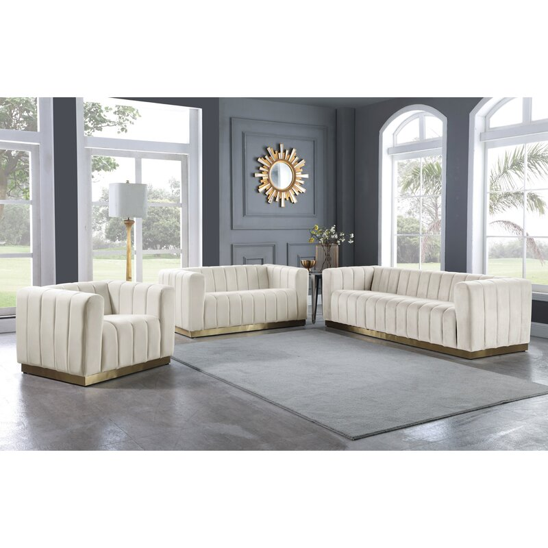 Stoker Standard Configurable Living Room Set