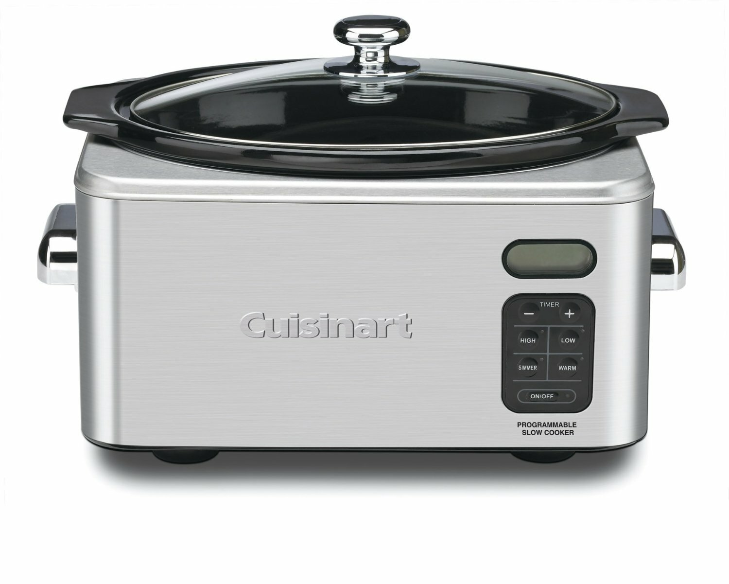 Cuisinart 6 5 Quart Programmable Slow Cooker Reviews Birch Lane