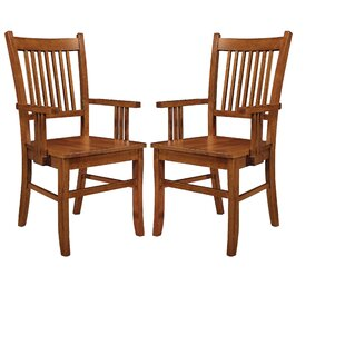 Find Luella Dining Chair (Set of 2) by Millwood Pines Reviews (2019) & Buyer's Guide