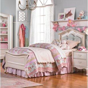 Angelina Platform Bed by Dolce Babi