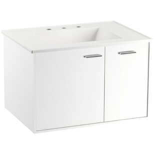 Jute? 30 Vanity with 1 Door and 1 Drawer on Right by Kohler