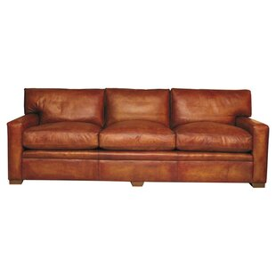 Delicieux Armada Leather 3 Seater Sofa